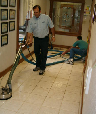 Professional Ceramic Tile Cleaning South Bend, IN